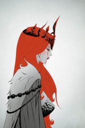 Red Sonja #18 Lee Limited Virgin Cover