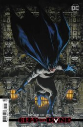 Batman #82 Card Stock Variant Edition