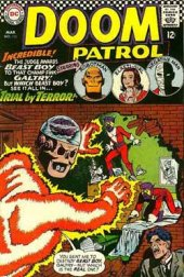Doom Patrol #110