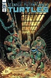 Teenage Mutant Ninja Turtles #103 1:10 Incentive Variant