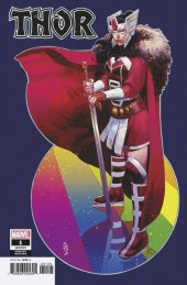 Thor #1 Nic Klein Sif Variant Edition