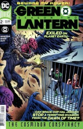 The Green Lantern Season Two #2