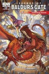 Dungeons & Dragons: Legends of Baldur
