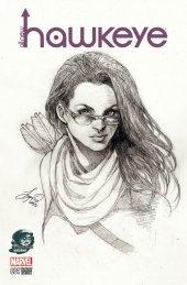 All-New Hawkeye #1 Phantom Exclusive Sketch Variant
