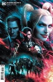 Suicide Squad #4 Variant Edition