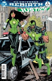 Justice League #6 Variant Edition