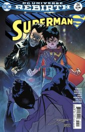 Superman #24 Variant Edition