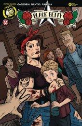 Black Betty #6 Cover B Dantas Tattered & Torn