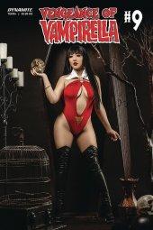 Vengeance of Vampirella #9 Cover D Cosplay