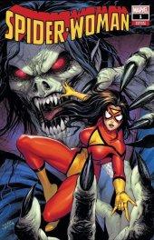Spider-Woman #1 Tyler Kirkham Variant A