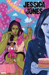 Jessica Jones: Blind Spot #6 Variant Cover