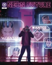 Neon Future #2 Cover B Lau & Maze Studio