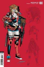 Batman #97 1:25 Jorge Jimenez Harley Quinn Variant