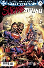 Suicide Squad #19 Variant Edition
