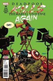 Deadpool Kills the Marvel Universe Again #4