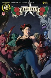 Black Betty #3 Cover C Young