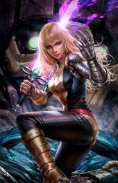 New Mutants #1 Derrick Chew Variant B