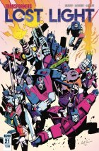 Transformers: Lost Light #21 Cover B
