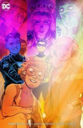 Young Justice #3 C2E2 Convention Exclusive Silver Foil Doc Shaner Variant