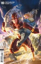 The Flash #753 Variant Edition