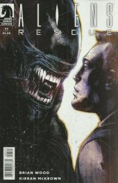 Aliens: Rescue #3 Cover B Chater