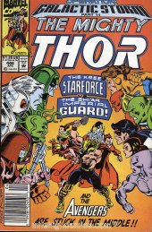The Mighty Thor #446 Newsstand Edition