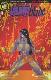 Vampblade: Season 3 #9 Cover D Grace Risque