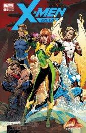 X-Men: Blue #1 J Scott Campbell Cover A