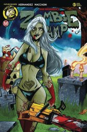 Zombie Tramp #67 Cover E Trom
