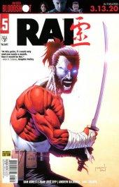 Rai #5 Cover D Pre-Order Edition
