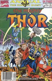 The Mighty Thor Annual #16 Newsstand Edition