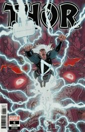Thor #6 Skroce Spoiler Variant
