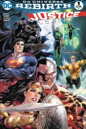Justice League #1 Variant Edition Dynamic Forces
