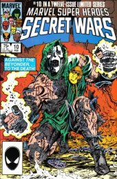 Marvel Super Heroes: Secret Wars #10