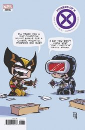 Powers of X #6 Skottie Young Variant