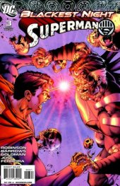 Blackest Night: Superman #3 Variant Edition