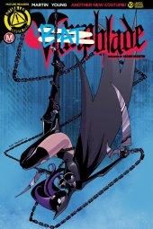 Vampblade #10 Cover C Batblade