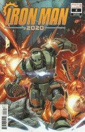 Iron Man 2020 #2 Ron Lim Variant