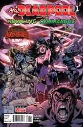 Mrs. Deadpool and the Howling Commandos #1 Original Cover