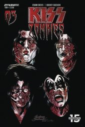 Kiss/Zombies #3 Cover C