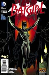 Batgirl #35 Monsters Variant