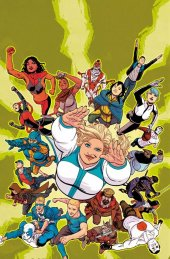 Faith And The Future Force #1 Cover B Kano