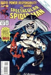 the spectacular spider-man #217