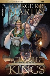 A Game of Thrones: Clash of Kings #3 Cover B Exclusive Subscription