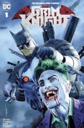 The Batman Who Laughs: The Grim Knight #1 The Comic Mint Exclusive Mike Mayhew Trade Dress Variant