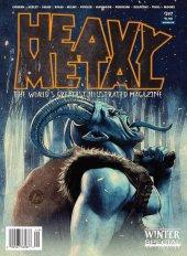 Heavy Metal #297 Cover C