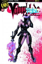 Vampblade #9 Cover E Campos