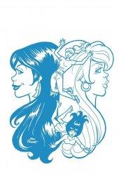 Red Sonja & Vampirella Meet Betty & Veronica #10 1:21 Incentive