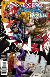 Convergence: Nightwing and Oracle #1