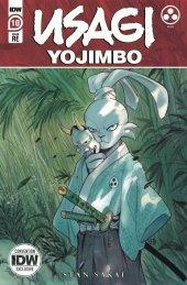 Usagi Yojimbo #10 Convention Cover